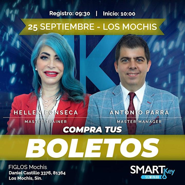 Imagen de Smart Key Seminar - Los Mochis