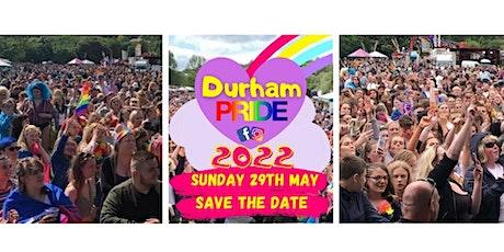 Durham Pride 2022 tickets