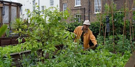 Biodynamic gardening tickets