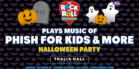 Rock & Roll Playhouse Presents the Music of Phish for Kids tickets