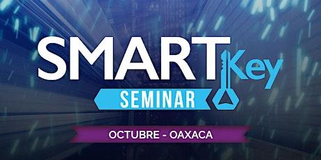 Smart Key Seminar - Oaxaca boletos