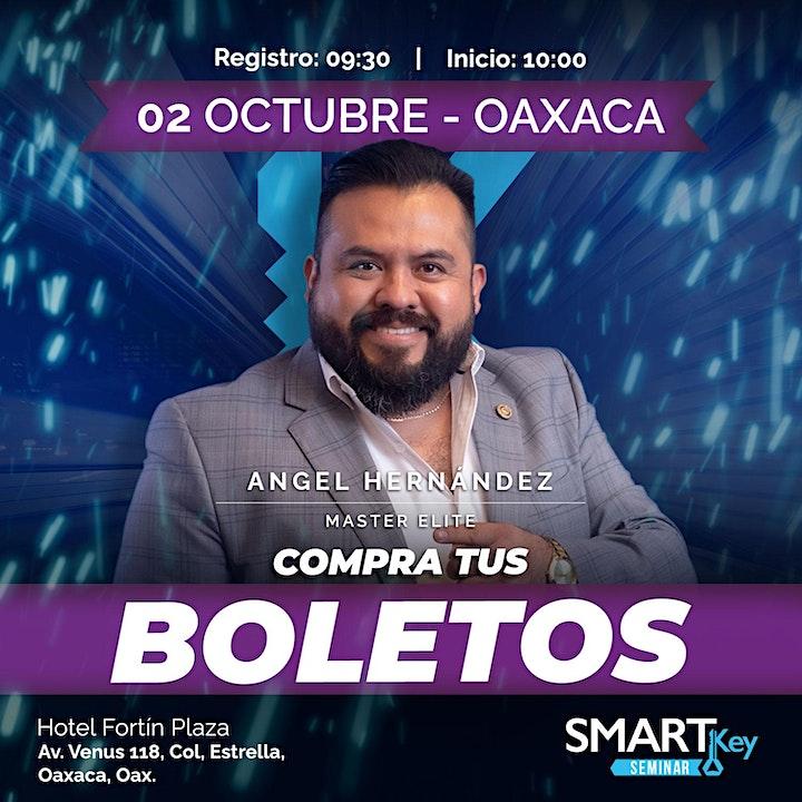 Imagen de Smart Key Seminar - Oaxaca