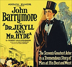 Dr. Jekyll and Mr. Hyde (1920) Organ Concert & Fundraiser tickets