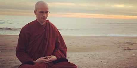 7-Day RETREAT: Intensive Vipassana with Bhante Suddhaso tickets