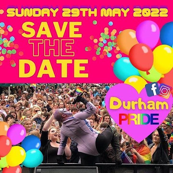 Durham Pride 2022 image