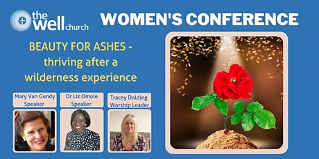 Women's Conference 'Beauty for Ashes' tickets