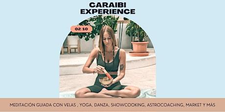 CARAIBI EXPERIENCE billets