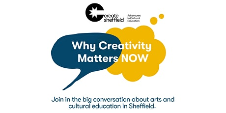 Why Creativity Matters NOW Creative Panel tickets