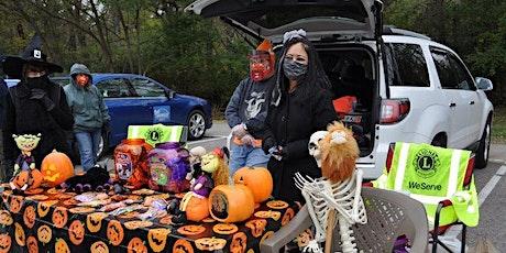 City of Leavenworth Volunteer Vendor for Trunk-or-Treat tickets