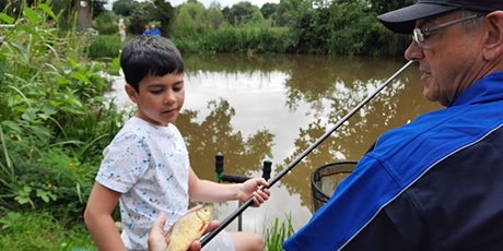 Free Let's Fish! - Hooton - Learn to Fish session - PSAC tickets