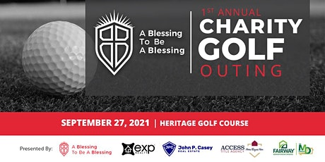 A Blessing To Be A Blessing - Charity Golf Outing tickets