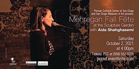 Mehregan Fall Fete with Aida Shahghasemi tickets