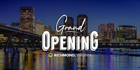 Richmond Grand Opening Celebration tickets