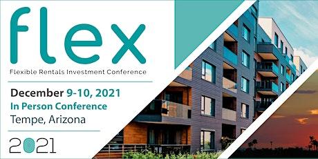 FLEX 2021 - Flexible Rentals Investments Conference tickets