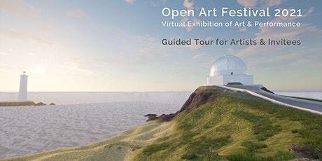 Open Art Festival - Private Exhibition Tour (for artists & invitees) tickets