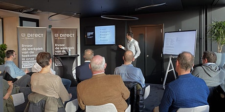 Protect and Grow: Ontbijtsessie Modern Workplace tickets