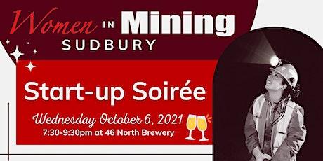 WIM Sudbury Start-up Soirée tickets