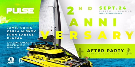 PULSE 2nd Anniversary + after party entradas