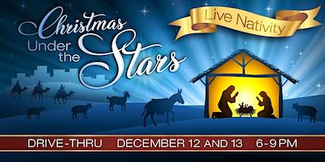 Drive-Thru Live Nativity tickets