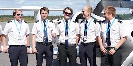 WEBINAR: How to become a #CAEpilot (Norwegian) tickets