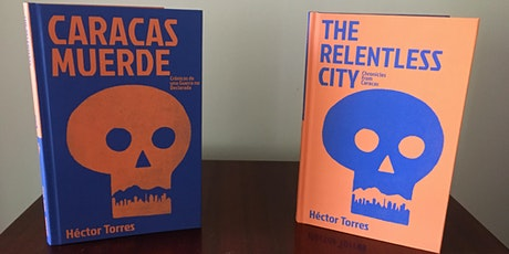 Virtual Book Release: The Relentless City tickets