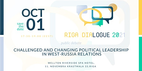 Political Leadership in West-Russia Relations tickets