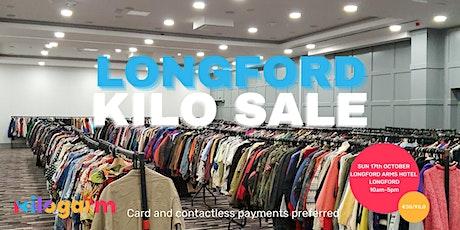 Longford Kilo Sale Pop Up 17th October tickets