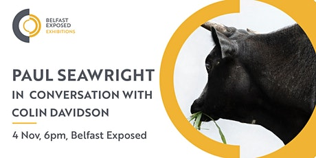 Paul Seawright in conversation with Colin Davidson tickets