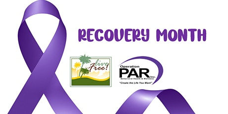 """""""Stories of Recovery & Hope"""" tickets"""