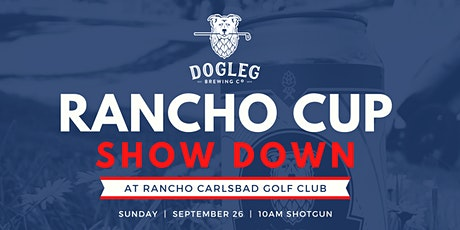 Dogleg Brewing Co. Rancho Cup Golf Tournament tickets