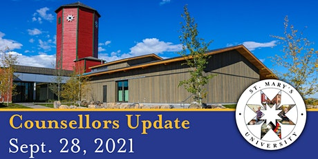 St. Mary's University Counsellor Update  2021 billets