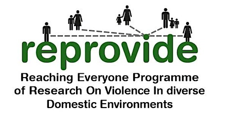 REPROVIDE – Help for men to change behaviour in intimate relationships tickets