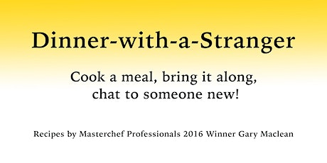 Dinner-with-a-Stranger 2.0 tickets