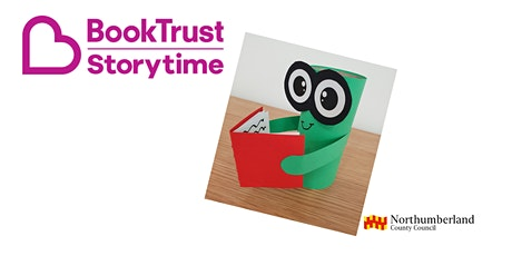 BookTrust Storytime Bookworms at Cramlington Library tickets