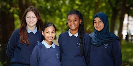 Highbury Fields School Open Evening - Thursday, 30th September 2021 tickets