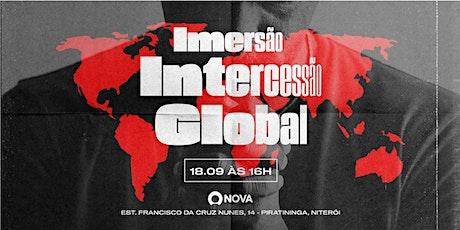 IMERSÃO INTERCESSÃO GLOBAL tickets