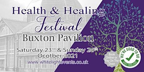 Buxton Health & Healing Festival tickets