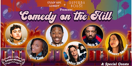 Comedy On The Hill tickets
