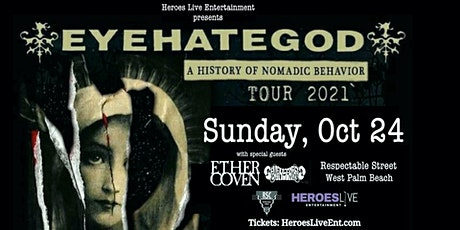Eyehategod: A History of Nomadic Behavior Tour tickets