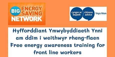 Free Energy awareness training for Front Line Workers tickets