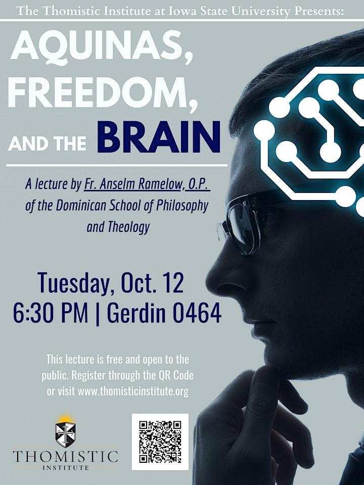 Aquinas, Freedom, and the Brain image