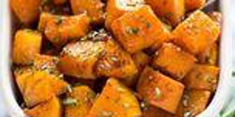 Cuisine of Different Cultures-Winter Squash Medley tickets