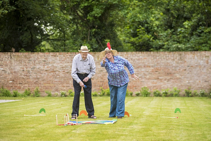 Living with Dementia and Exercise event image