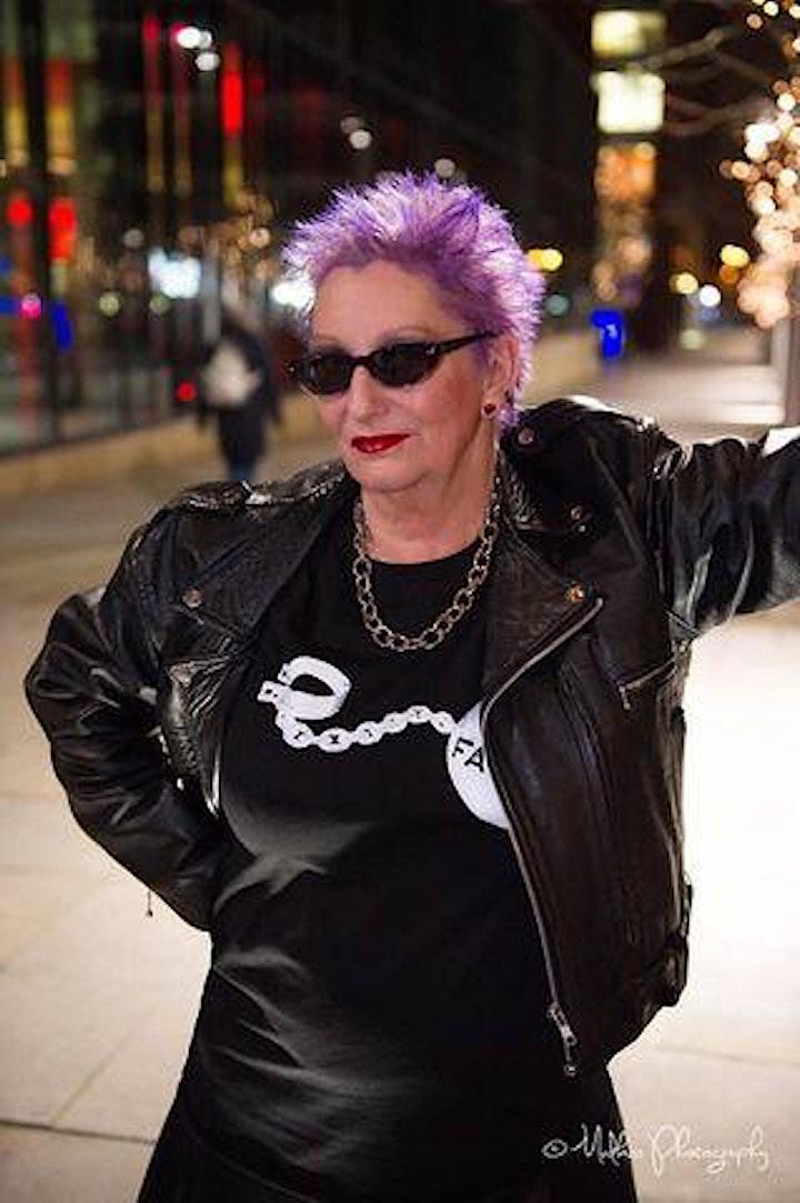 JORDAN - Always Defying Gravity: Punk, Pistols, Style, Ballet, Film & more image