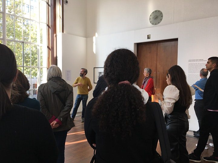 Becontree Centenary Commissions Curator Tour, co-led by RIBA and Create image