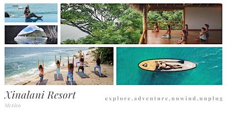 Women's SUP & Yoga Adventure Retreat tickets