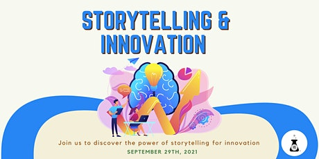 Storytelling and Innovation tickets