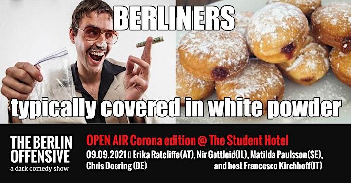 The Berlin Offensive  - Corona Edition image