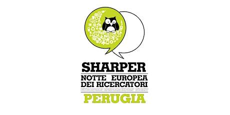 SHARPER 2021 UniPG-  Dall'Amazzonia a Vaia biglietti
