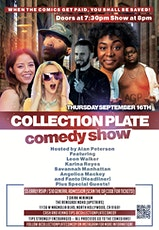 Collection Plate Comedy LIVE at The Renegade NoHo! tickets